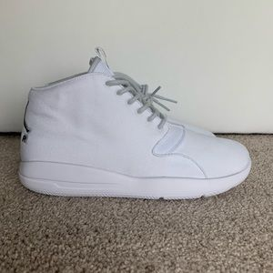 NIKE AIR JORDAN ECLIPSE CHUKKA WHITE